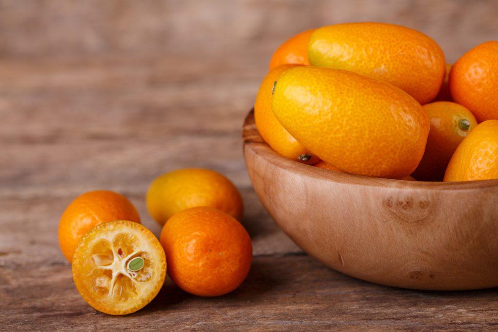 Сушеный мандарин как называется